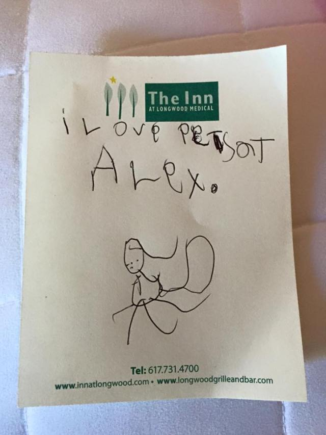 Alex- present