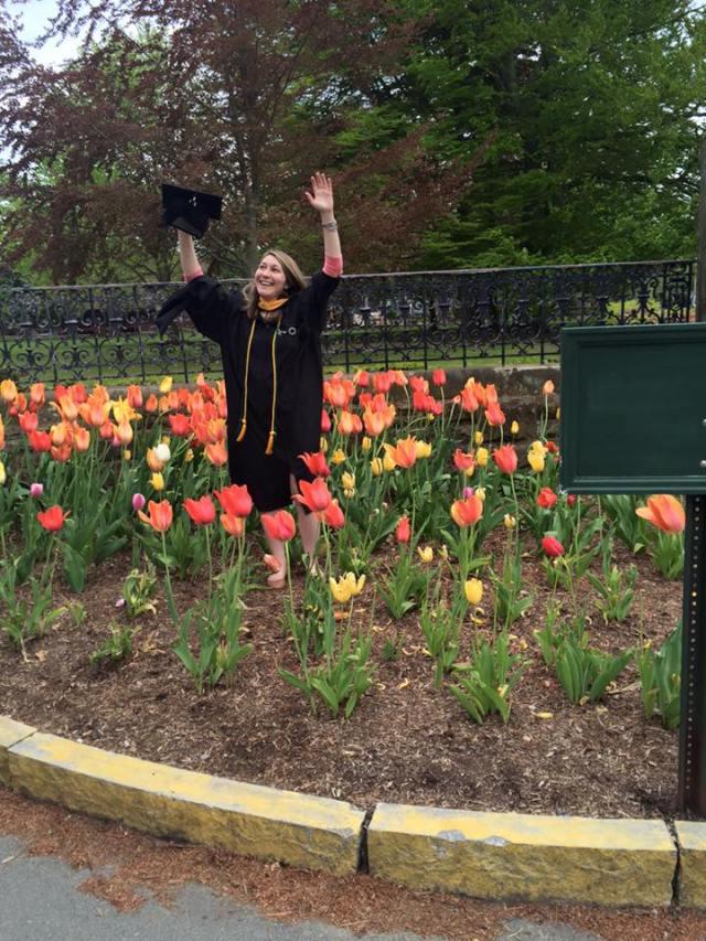 graduation-tulips