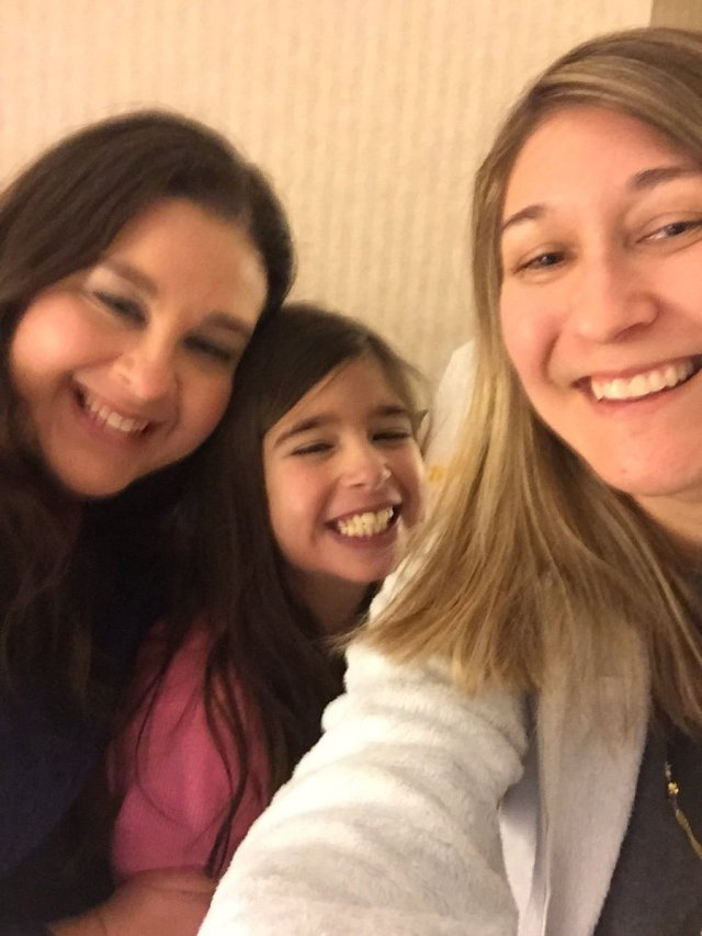 Danielle, Alex, and Me Boston 2018